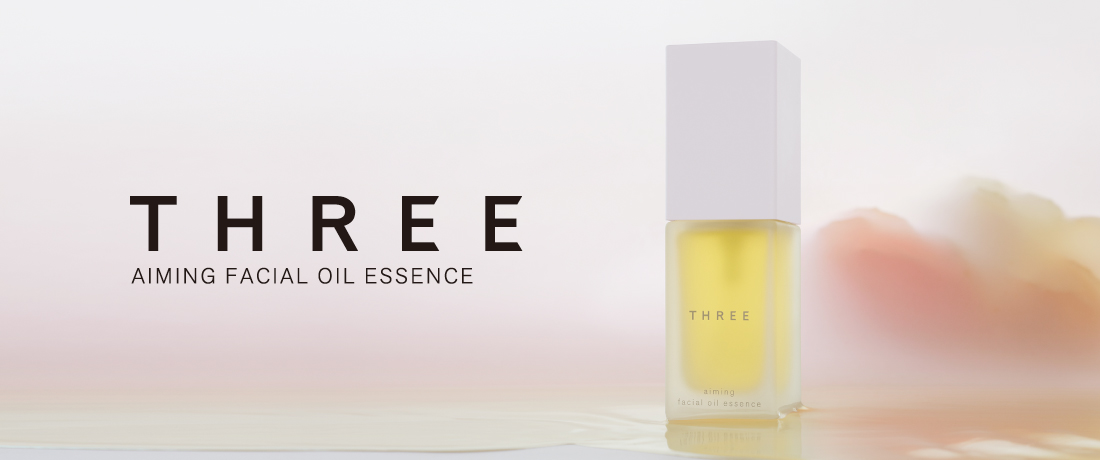 THREE Aiming Facial Oil Essence