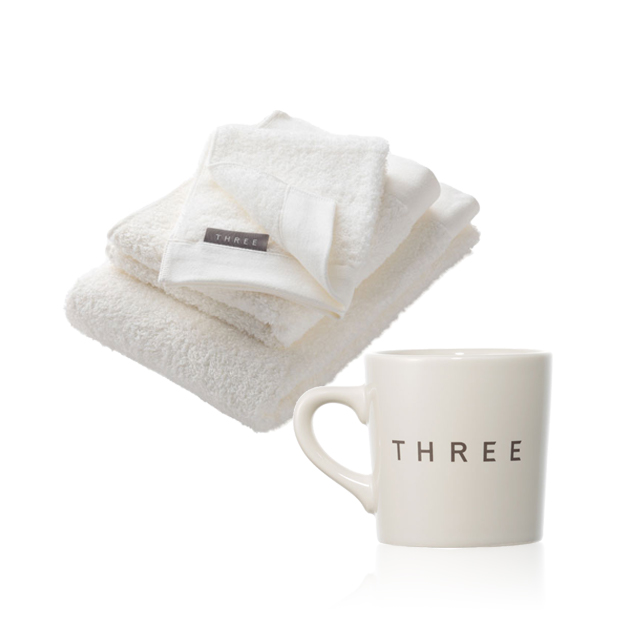 "Mug & Towel Gift ""Love U"""
