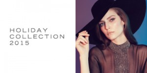 THREE HOLIDAY COLLECTION 2015