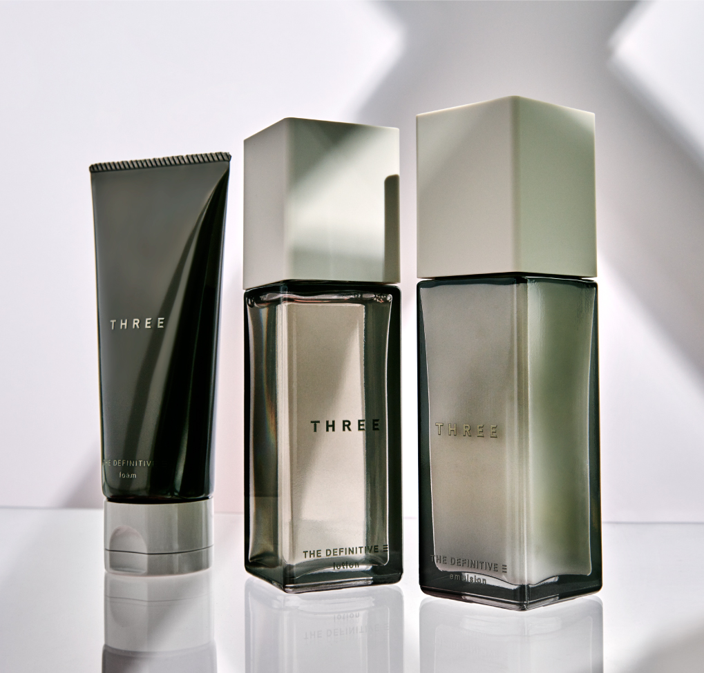 """THREE for MEN """"THE DEFINITIVE"""""""