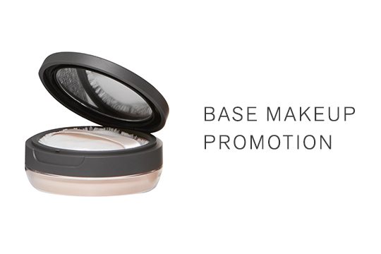 BASE MAKEUP PROMOTION