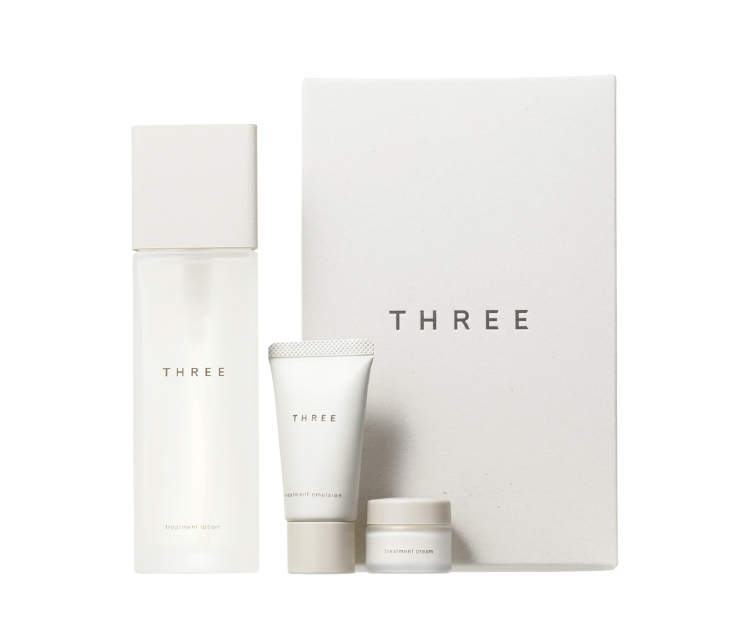 THREE TRIAL KIT