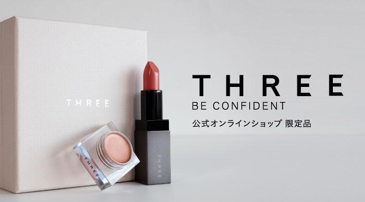 THREE Be Confident
