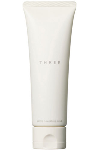 THREE Gentle Nourishing Scrub